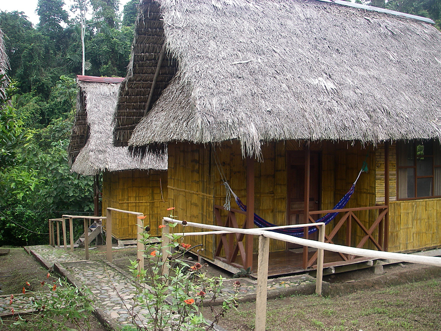 Our cottage for sleeping