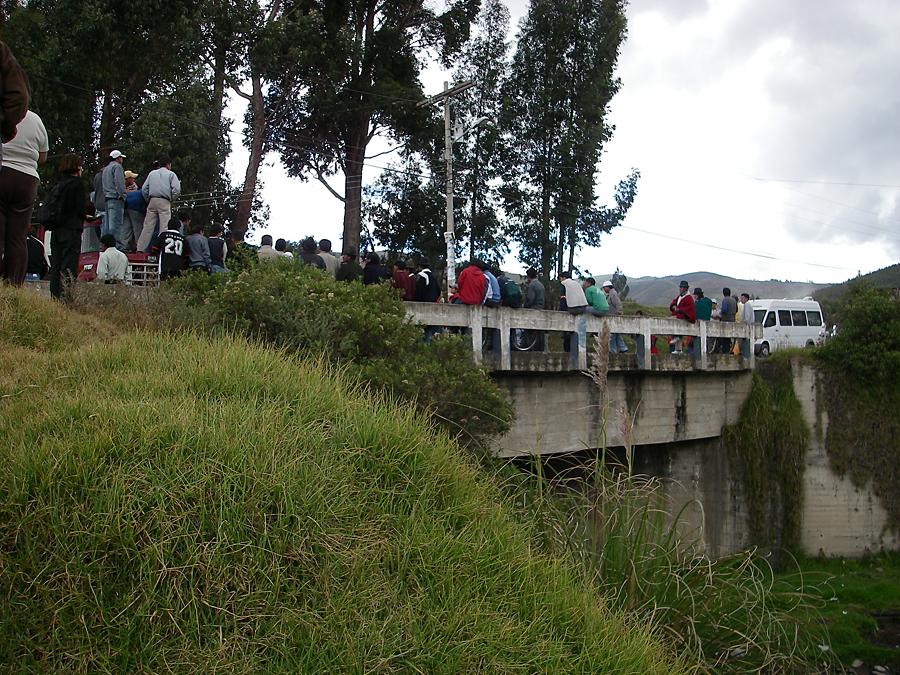 bridge blocked