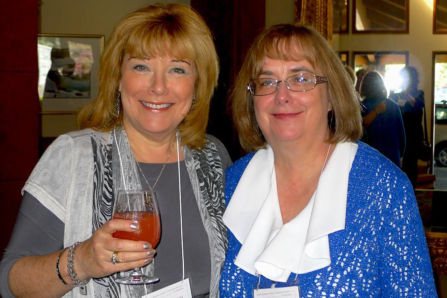 Patricia Paterson & June Baxter