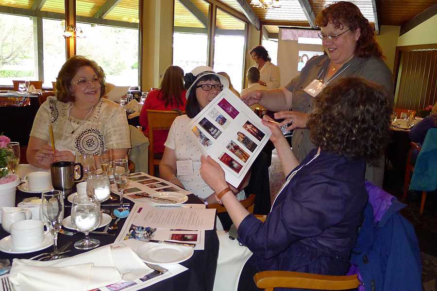 Alberta Romance Writers' Association 25 year celebration