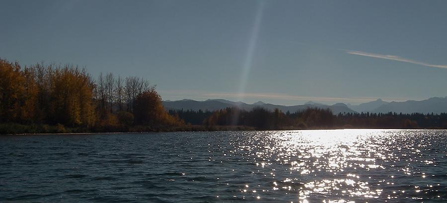 Ghost Lake, Alberta, Canada