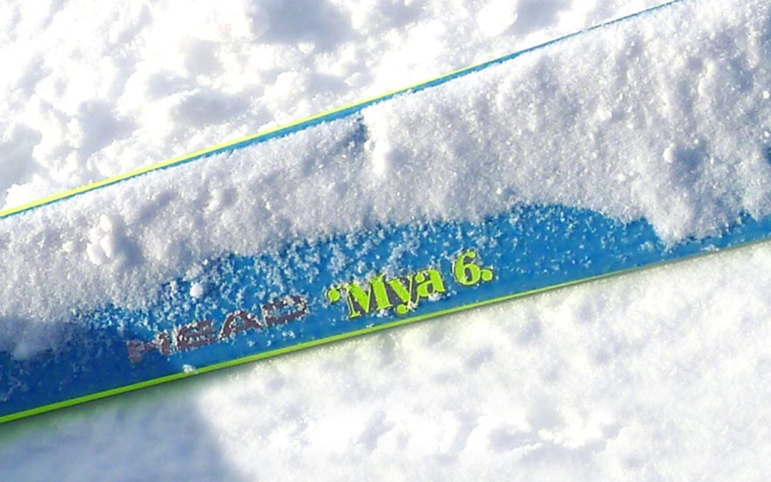 Head Mya 6 – My New Skis!