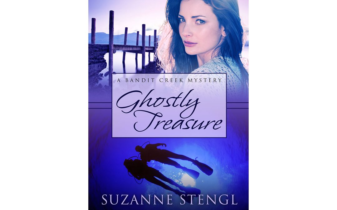 Ghostly Treasure – Free until Friday