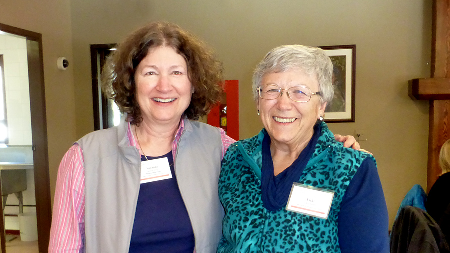 Suzanne Stengl and Victoria Chatham