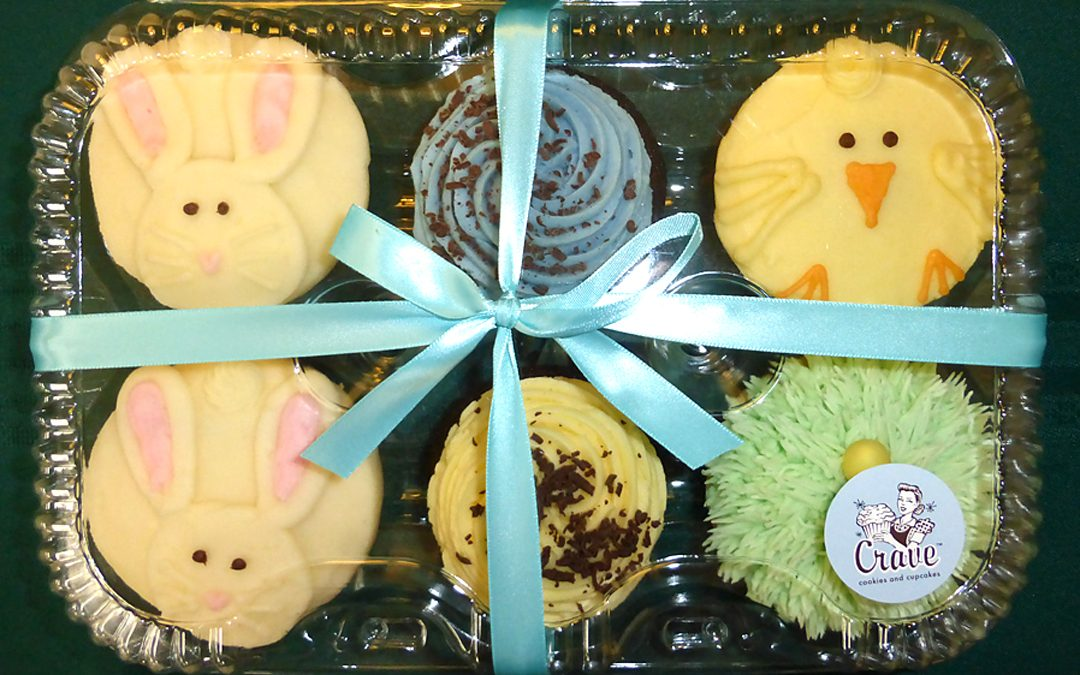 Happy Easter Cupcakes!