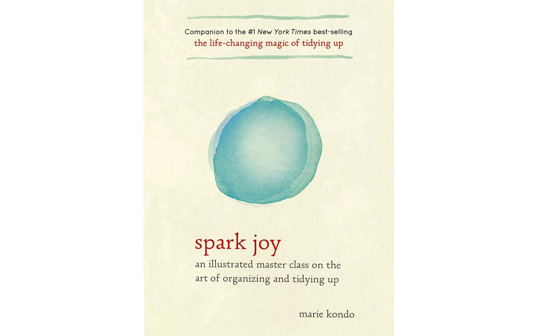 Spark Joy: an approach to decluttering