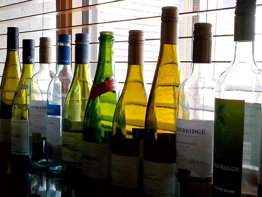 wine, yum!