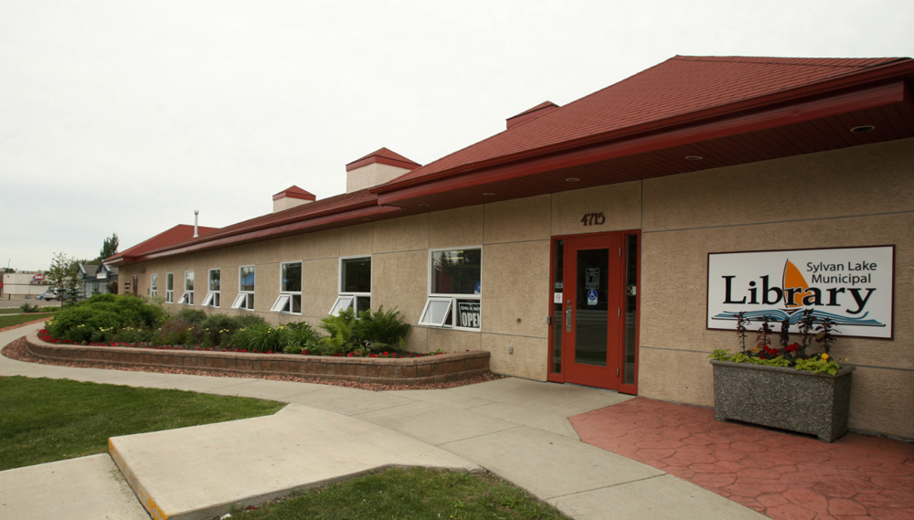 Sylvan Lake Library