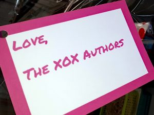 XOX VALENTINES AUTHORS