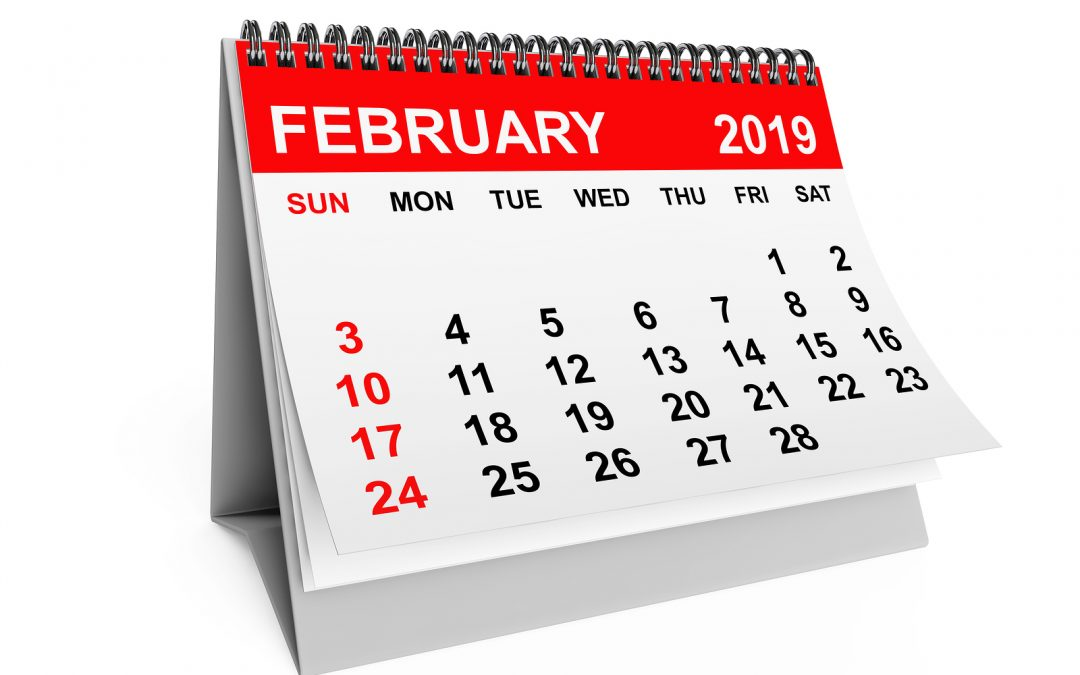 February's End