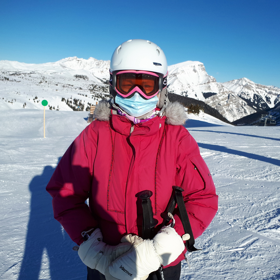 Sunshine Village with COVID-19 restrictions